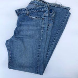 STEVE & BARRY'S Jeans Flared Bottom